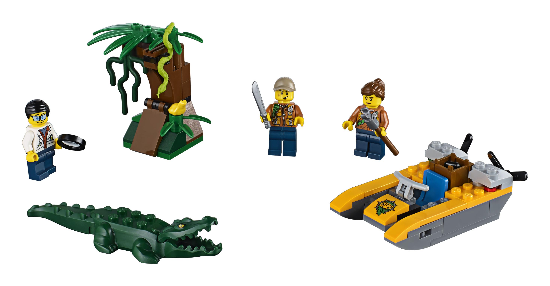 Link a LEGO_CITY_Jungle_60157_Prod