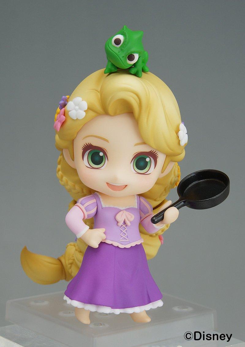 Link a Nendoroid Rapunzel 01