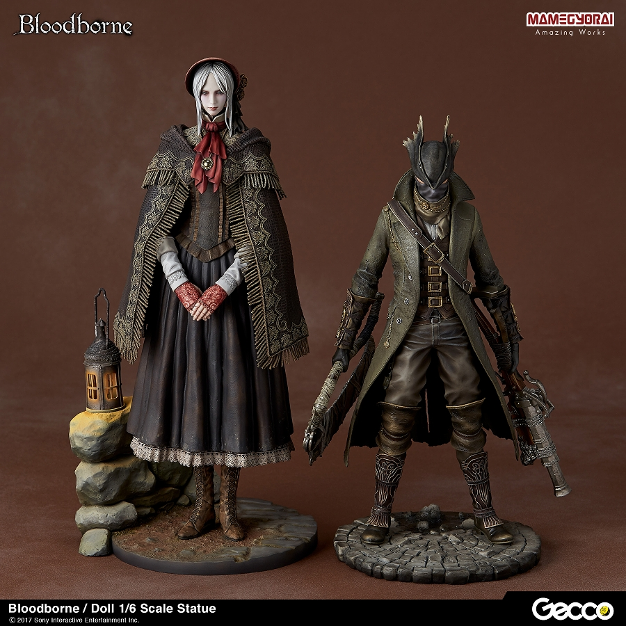 Link a bloodborne – doll – gecco – pre – 25