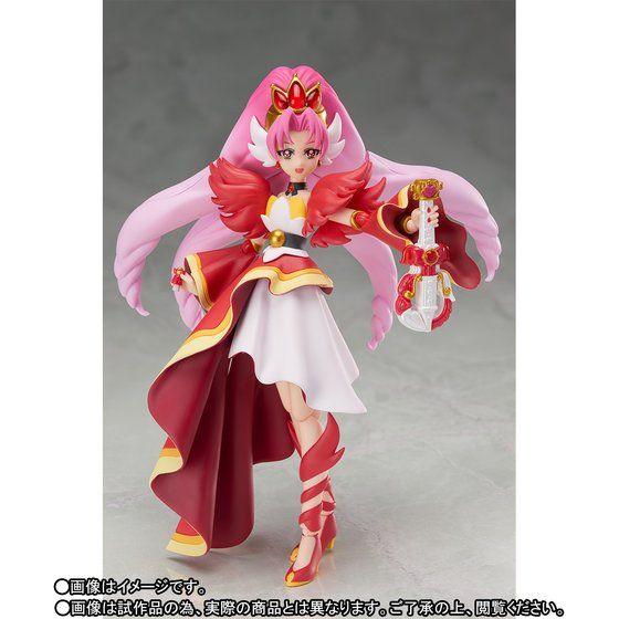 Link a Go! Princess Precure Cure Scarlet S.H.Figuarts Bandai Itakon.it 4