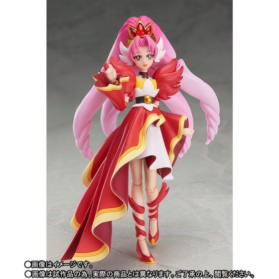 Link a Go! Princess Precure Cure Scarlet S.H.Figuarts Bandai Itakon.it 7