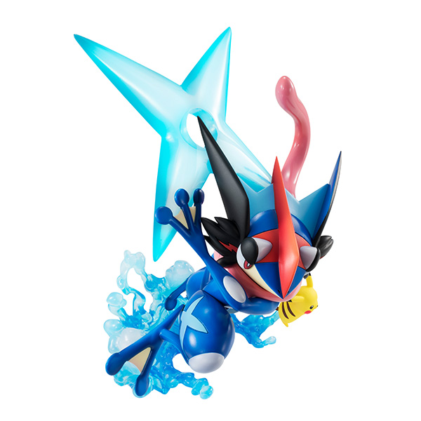 Link a ash – greninja – pokemon – Mh – pre – 6