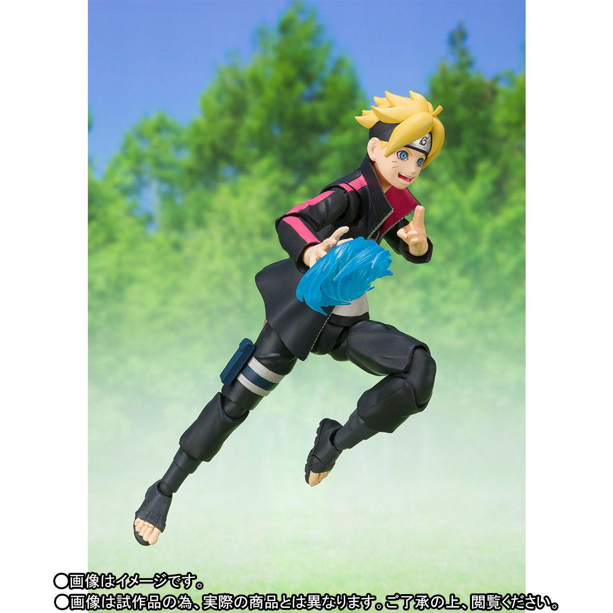 Link a Boruto Uzumaki SH Figuarts Bandai pre 04