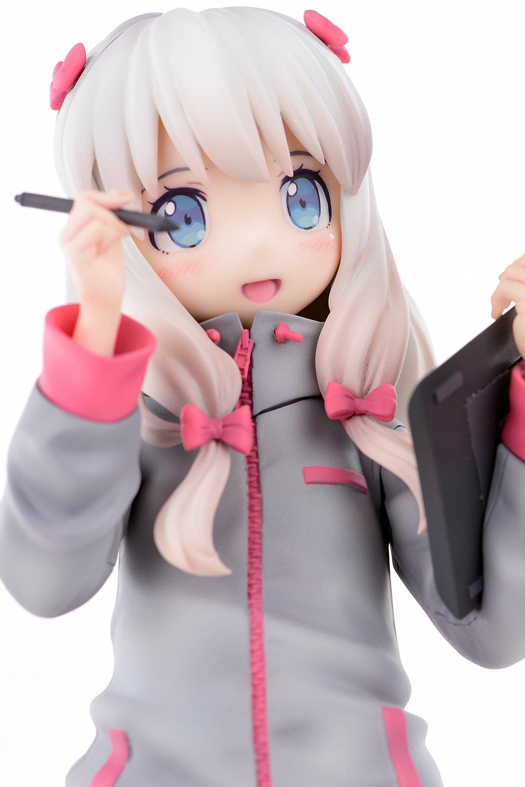 Link a Eromanga Sensei – Izumi Sagiri – Smiling Face – Orca Toys – Anteprima – Foto 05
