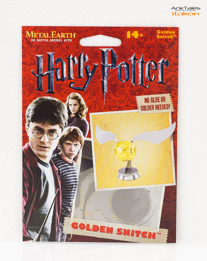 Link a Harry Potter Metal Earth Complete Collection AnkTales Itakon_16