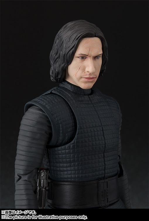 Link a Kylo Ren Star Wars SH Figuarts pics 03