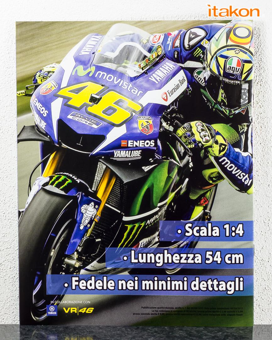 Link a La M1 di Valentino Rossi DeAgostini in scala 1-4-13