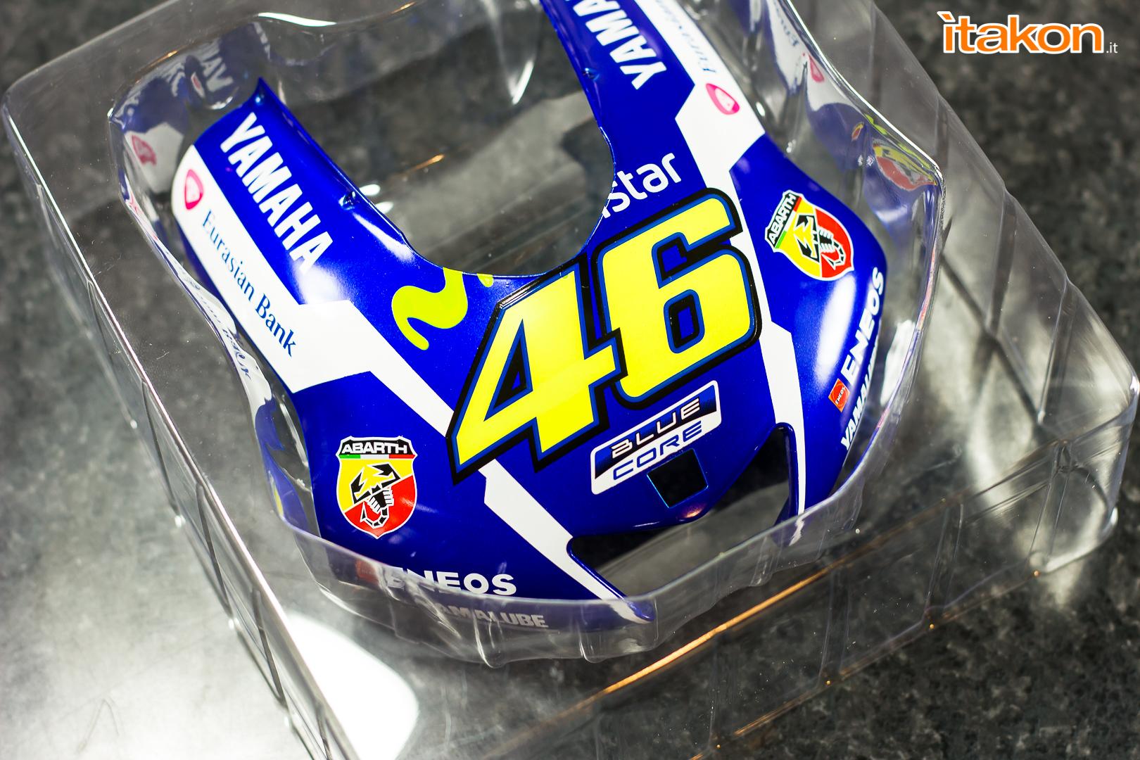 Link a La M1 di Valentino Rossi DeAgostini in scala 1-4-16