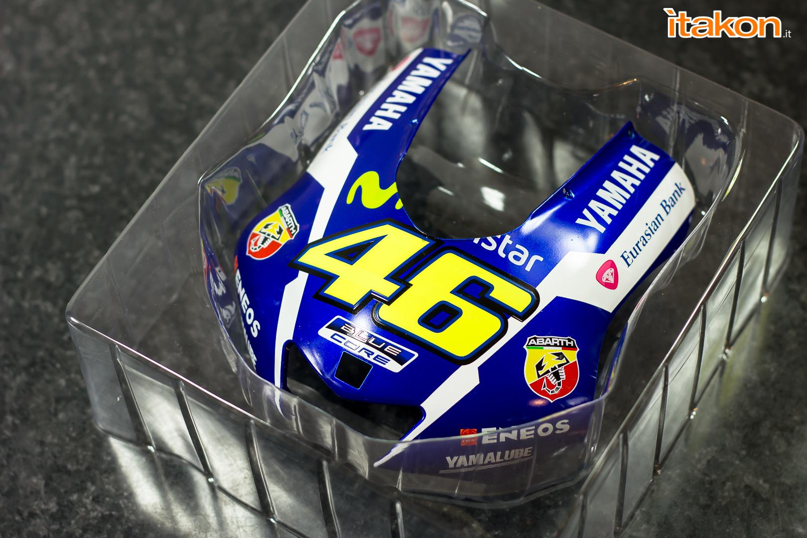 Link a La M1 di Valentino Rossi DeAgostini in scala 1-4-17