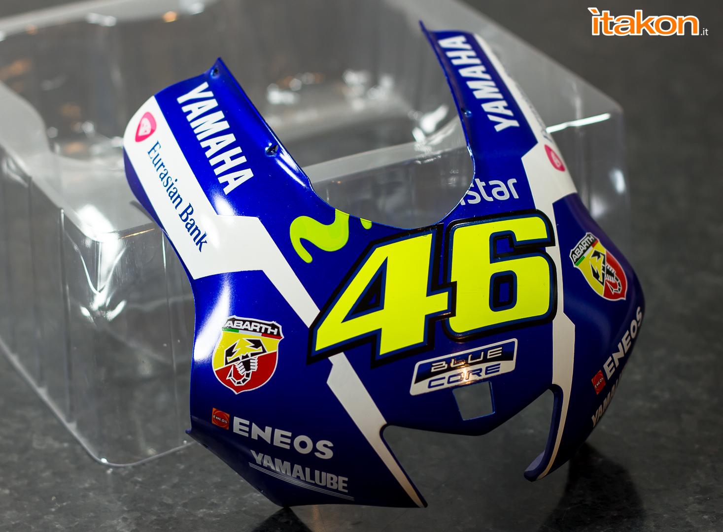 Link a La M1 di Valentino Rossi DeAgostini in scala 1-4-21