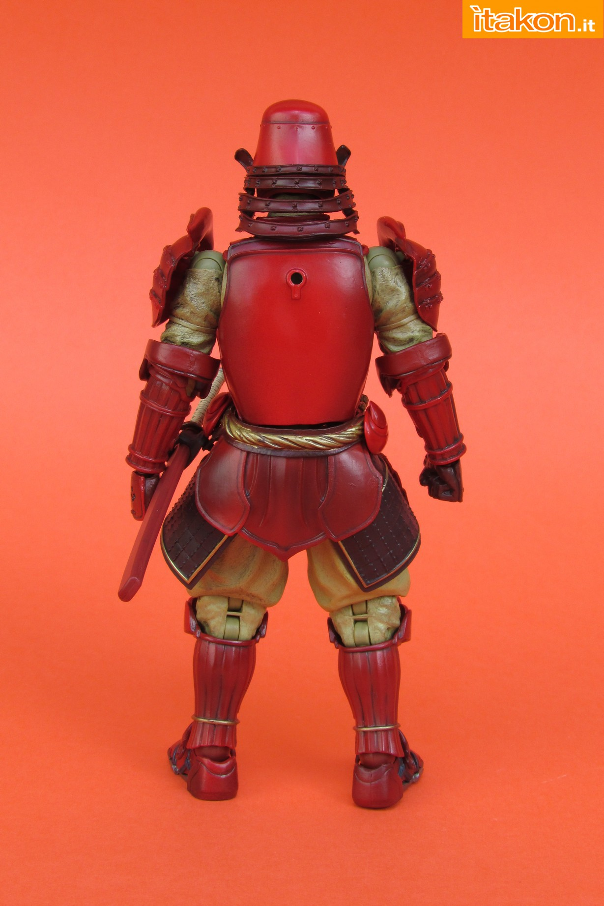 Link a Marvel Comics Koutetsu Samurai Iron Man Mark 3 Meishou MANGA REALIZATION review Bandai Itakon.it13