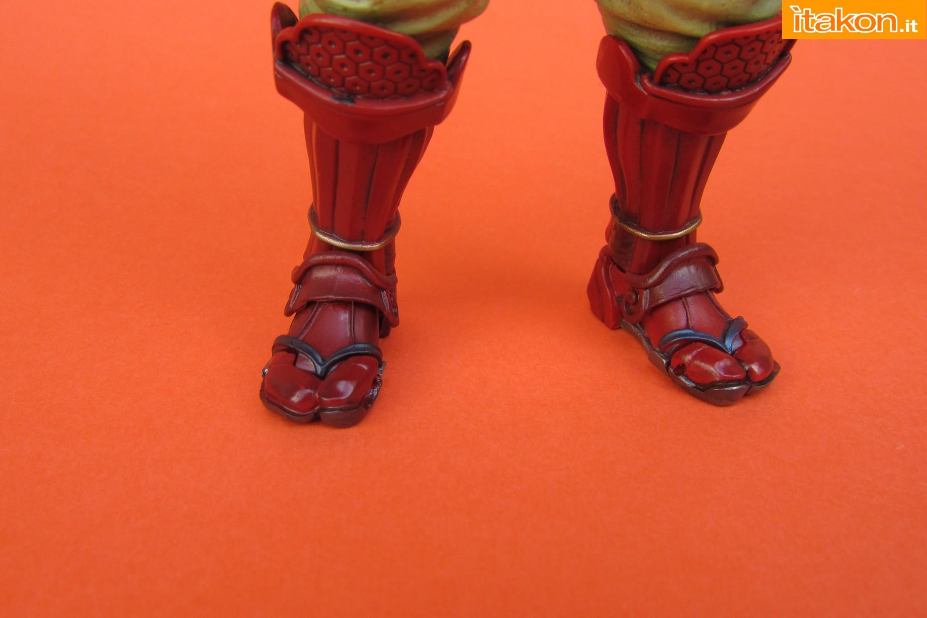 Link a Marvel Comics Koutetsu Samurai Iron Man Mark 3 Meishou MANGA REALIZATION review Bandai Itakon.it18