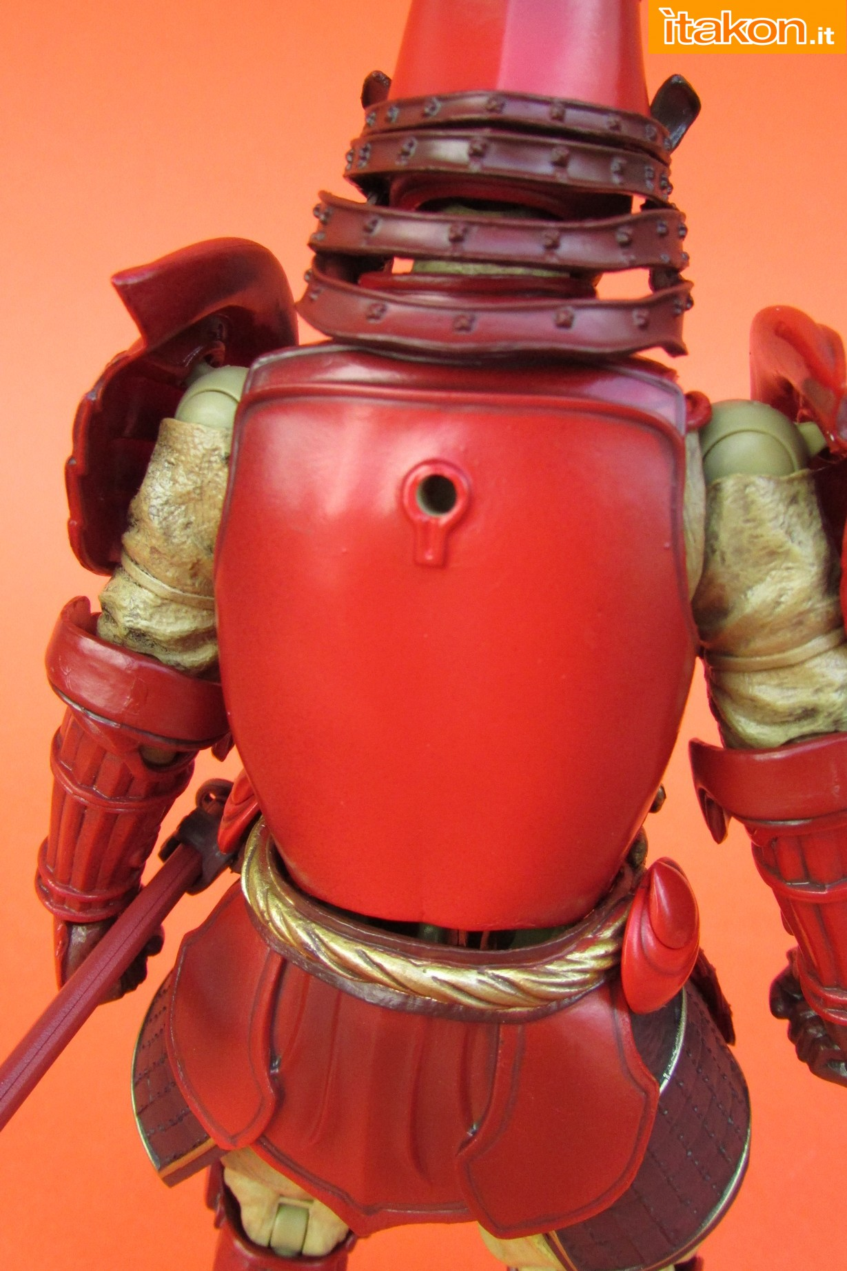 Link a Marvel Comics Koutetsu Samurai Iron Man Mark 3 Meishou MANGA REALIZATION review Bandai Itakon.it22