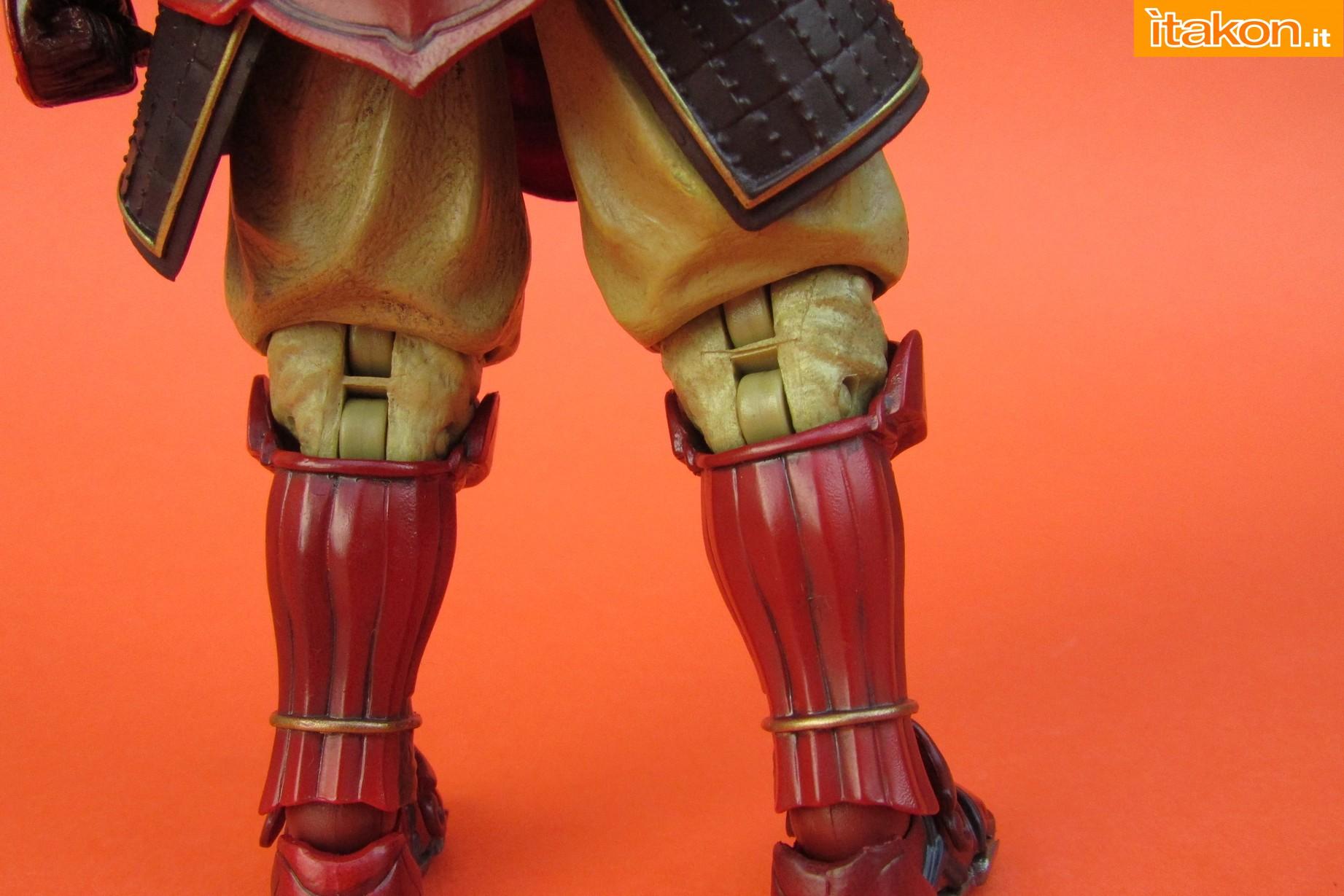 Link a Marvel Comics Koutetsu Samurai Iron Man Mark 3 Meishou MANGA REALIZATION review Bandai Itakon.it23