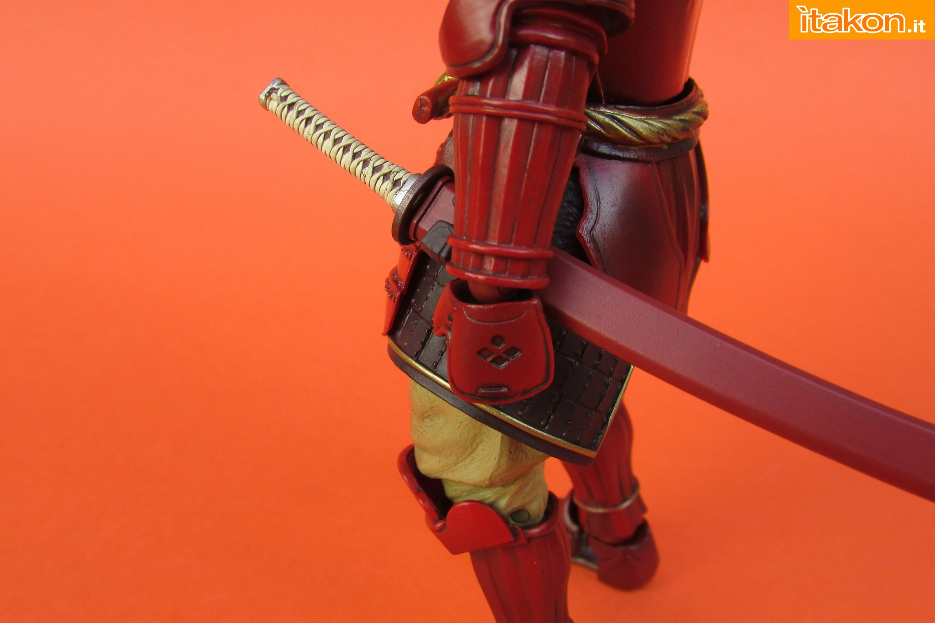 Link a Marvel Comics Koutetsu Samurai Iron Man Mark 3 Meishou MANGA REALIZATION review Bandai Itakon.it25