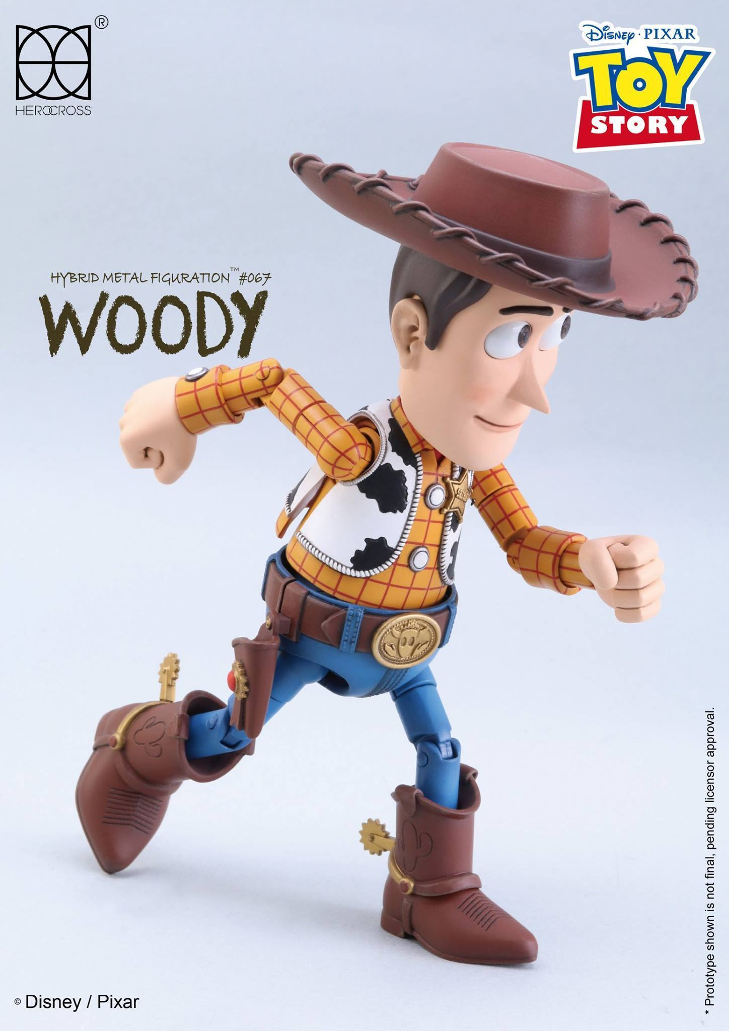 Link a Woody Toy Story Herocross 3