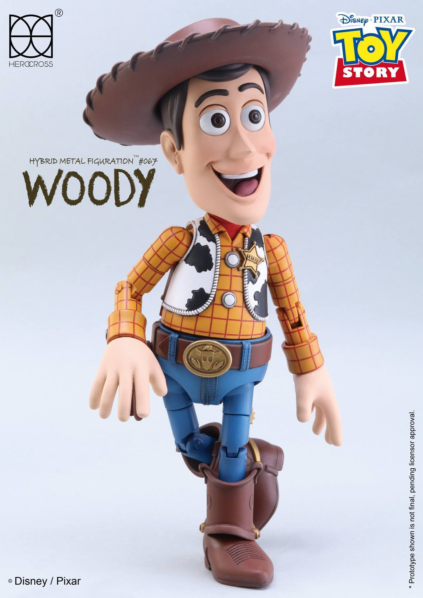 Link a Woody Toy Story Herocross 5