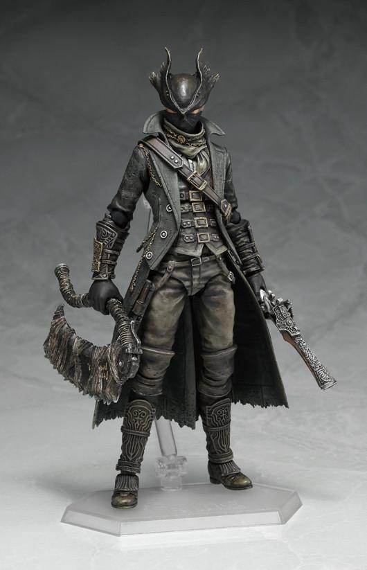 Link a figma Hunter Bloodborne Max Factory pics 01