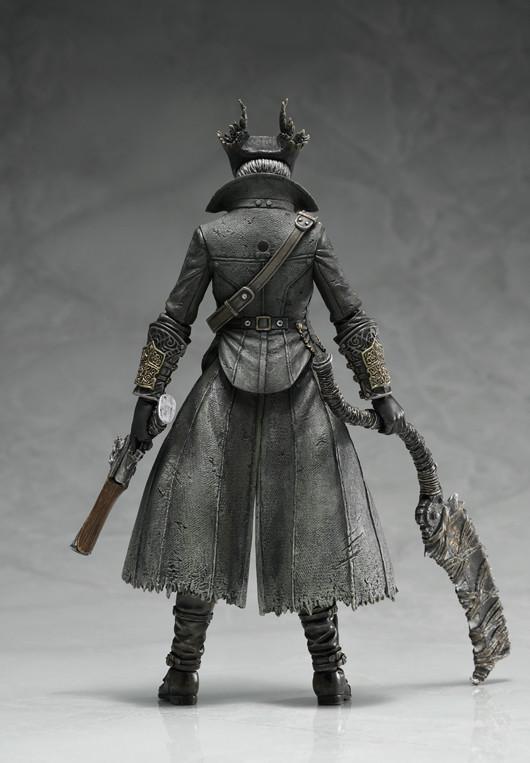 Link a figma Hunter Bloodborne Max Factory pics 02