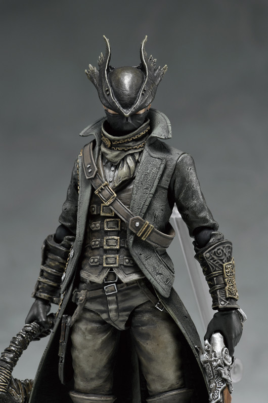 Link a figma Hunter Bloodborne Max Factory pics 03