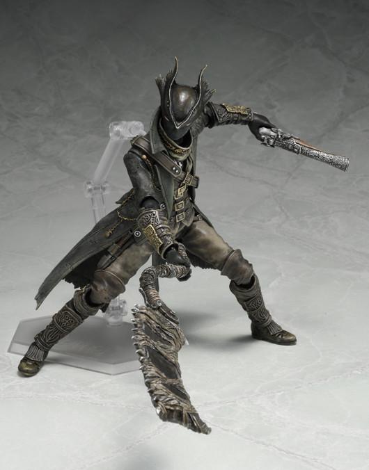 Link a figma Hunter Bloodborne Max Factory pics 06