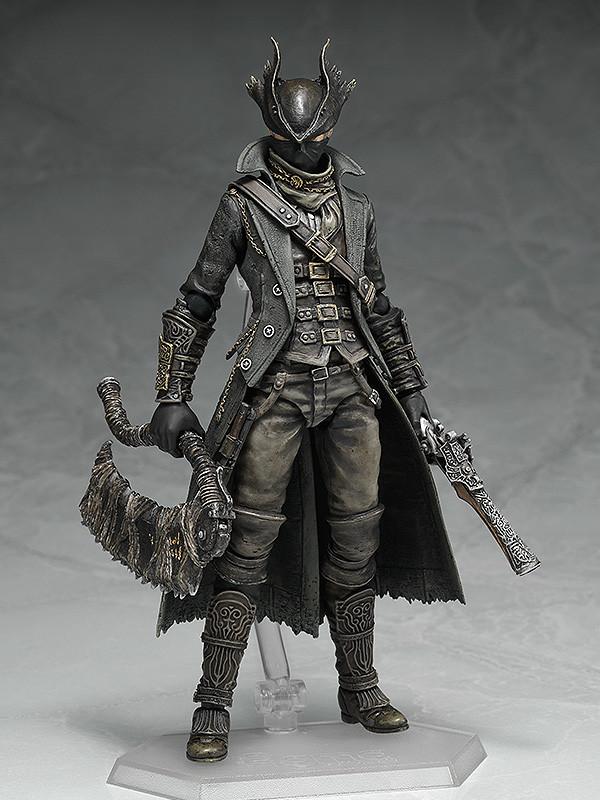 Link a figma Hunter Bloodborne Max Faxtory pre 01