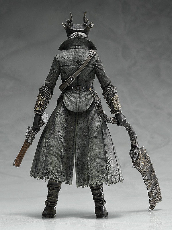 Link a figma Hunter Bloodborne Max Faxtory pre 02
