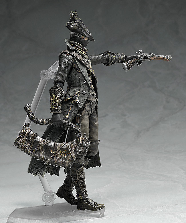 Link a figma Hunter Bloodborne Max Faxtory pre 03