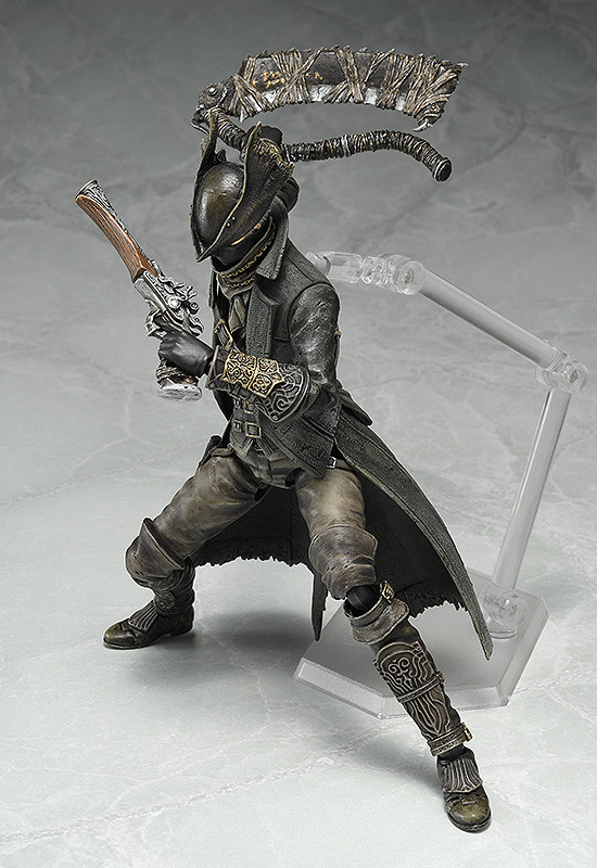 Link a figma Hunter Bloodborne Max Faxtory pre 04