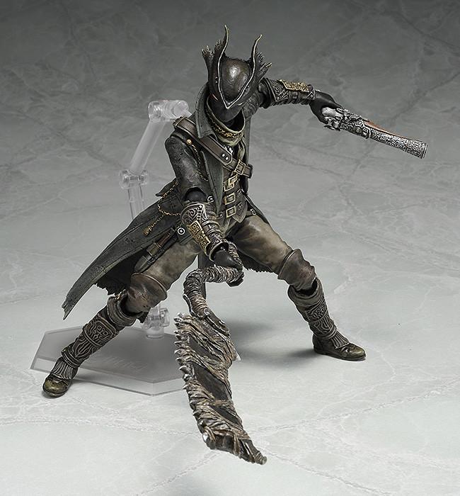 Link a figma Hunter Bloodborne Max Faxtory pre 05