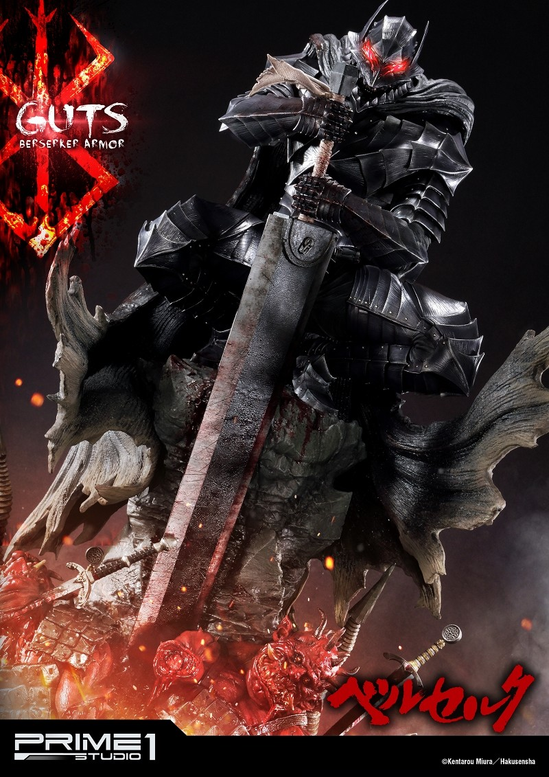 Link a guts – berserker armor – prime 1 – pre – 16