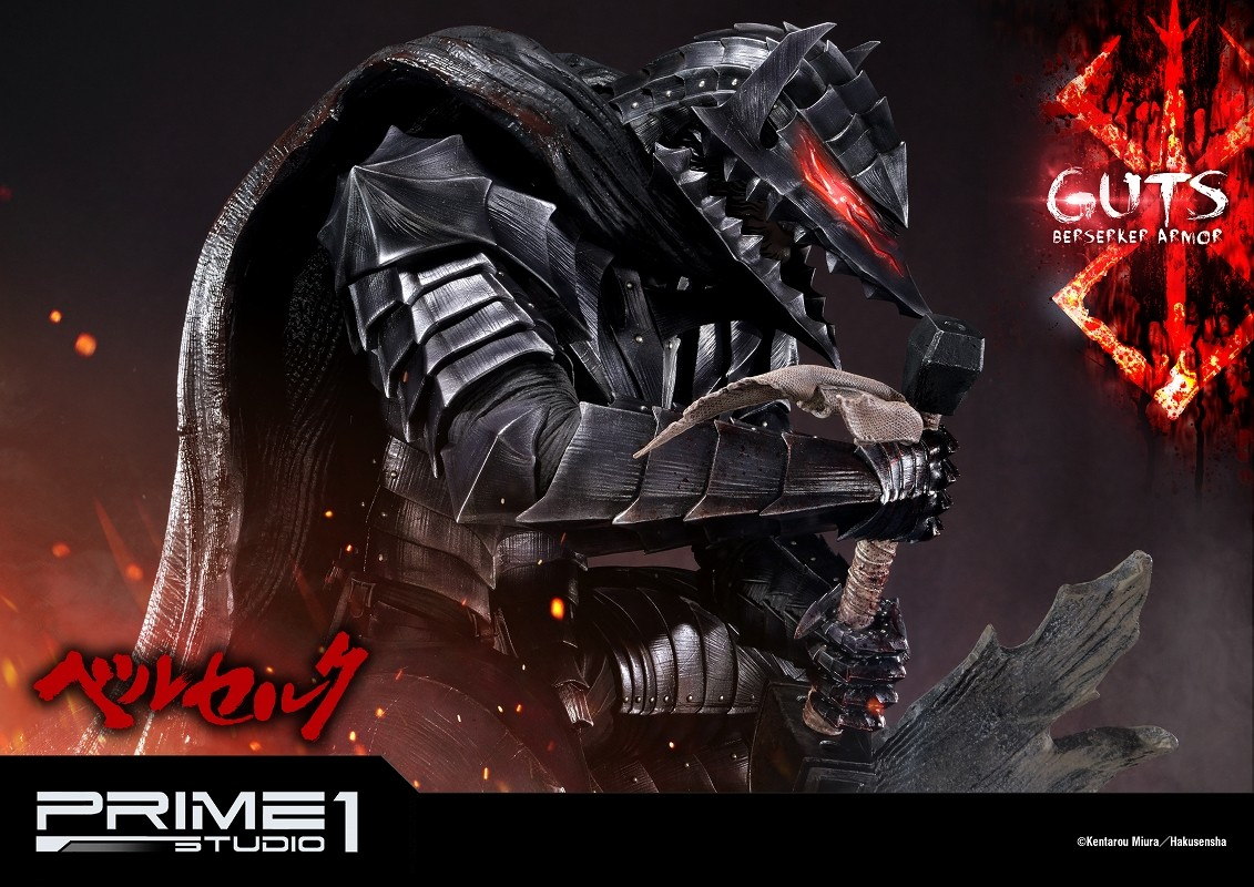 Link a guts – berserker armor – prime 1 – pre – 18