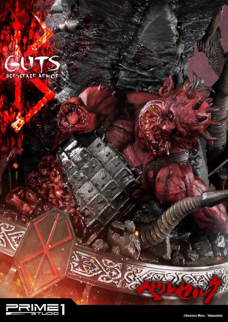 Link a guts – berserker armor – prime 1 – pre – 25