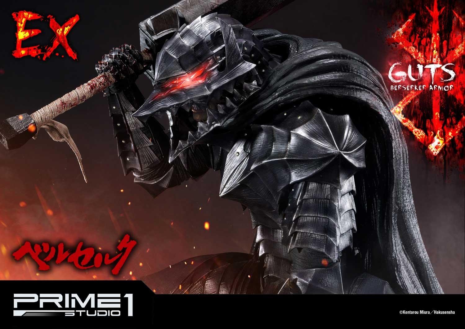 Link a guts – berserker armor – prime 1 – pre – 35