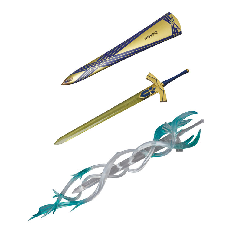 Link a saber – fate grand order – RAH 15 – pre – 8