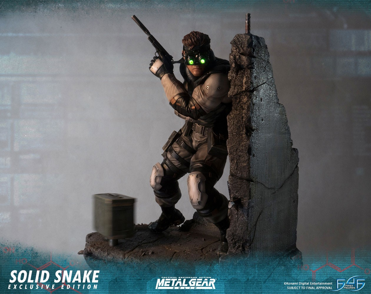 Link a solid snake – f4f – info pre – 3