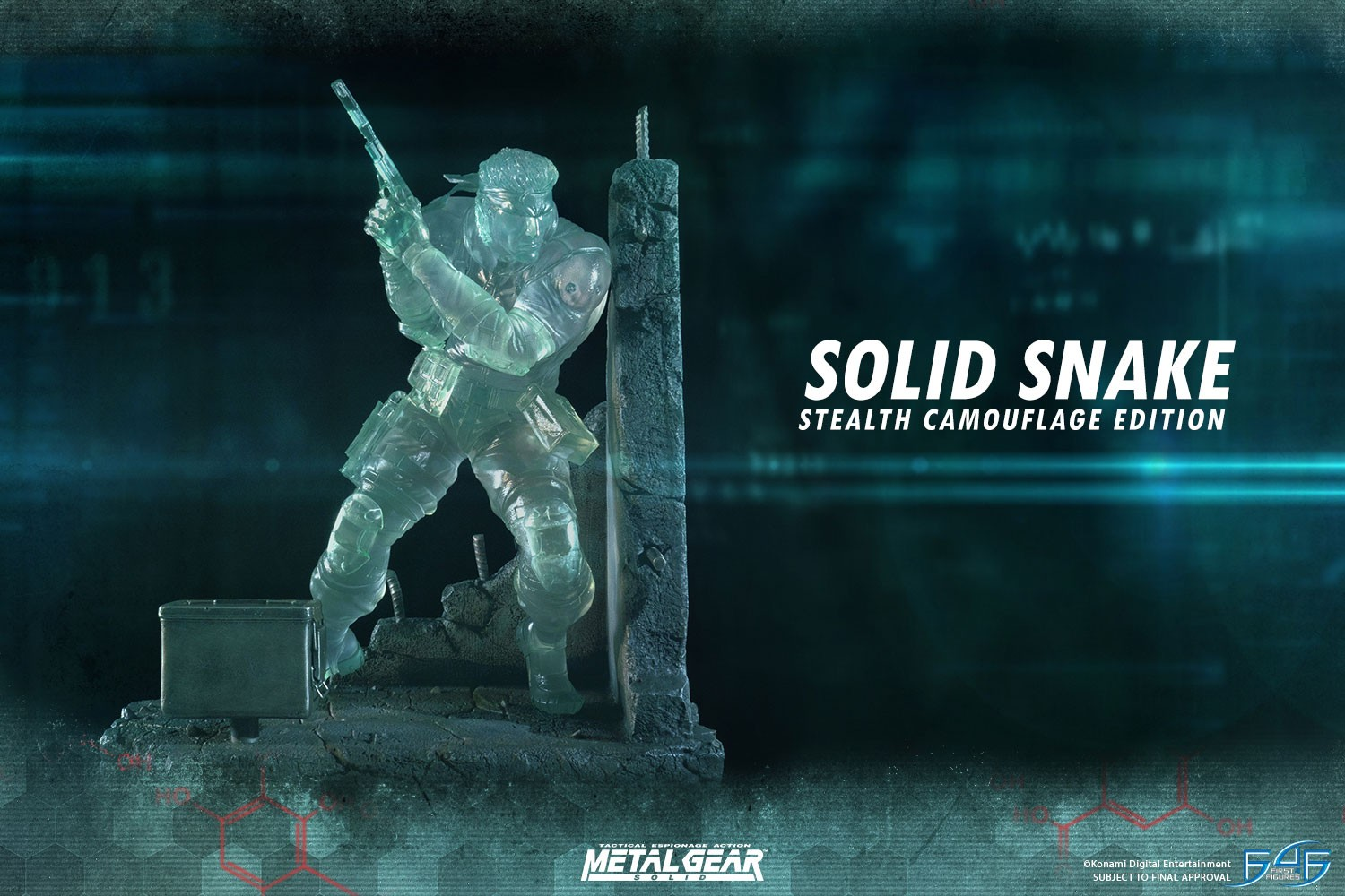 Link a solid snake – f4f – info pre – 31