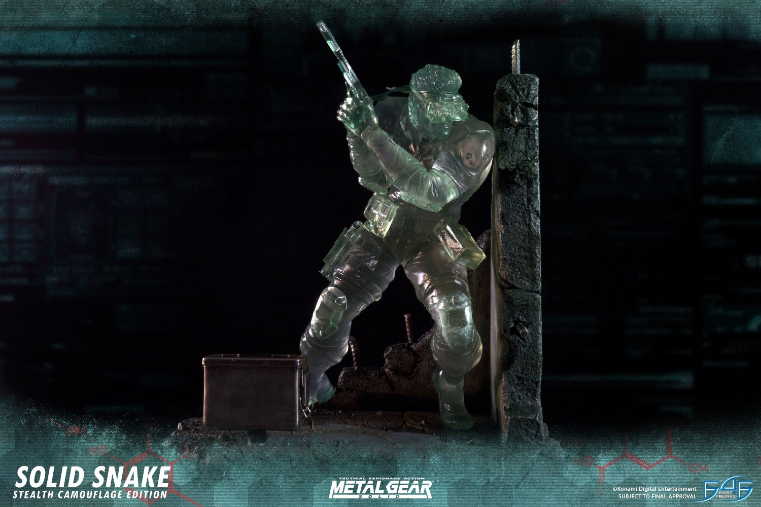 Link a solid snake – f4f – info pre – 33
