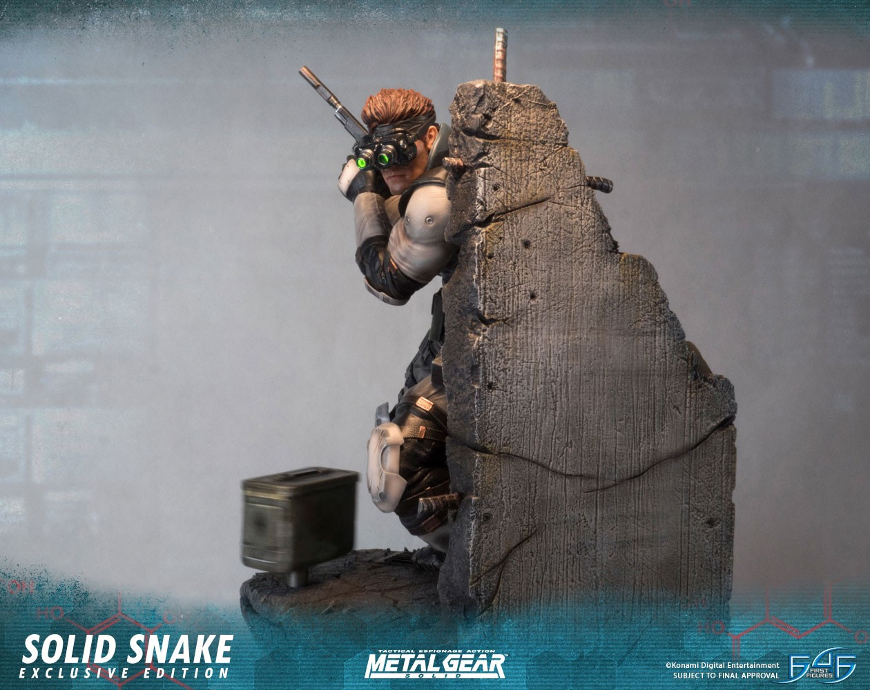 Link a solid snake – f4f – info pre – 8
