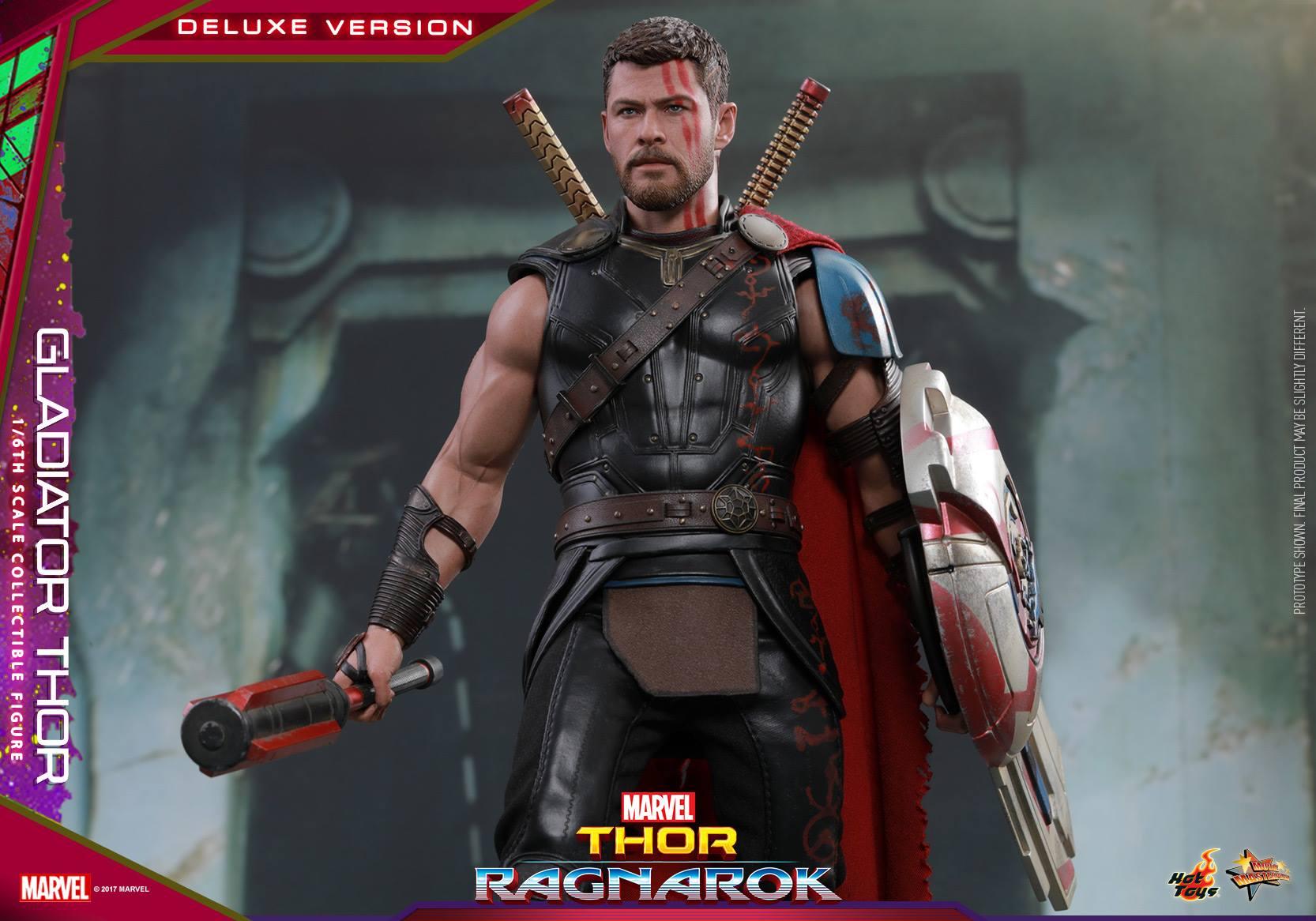 Link a Hot Toys Thor Ragnarok DeLuxe 18