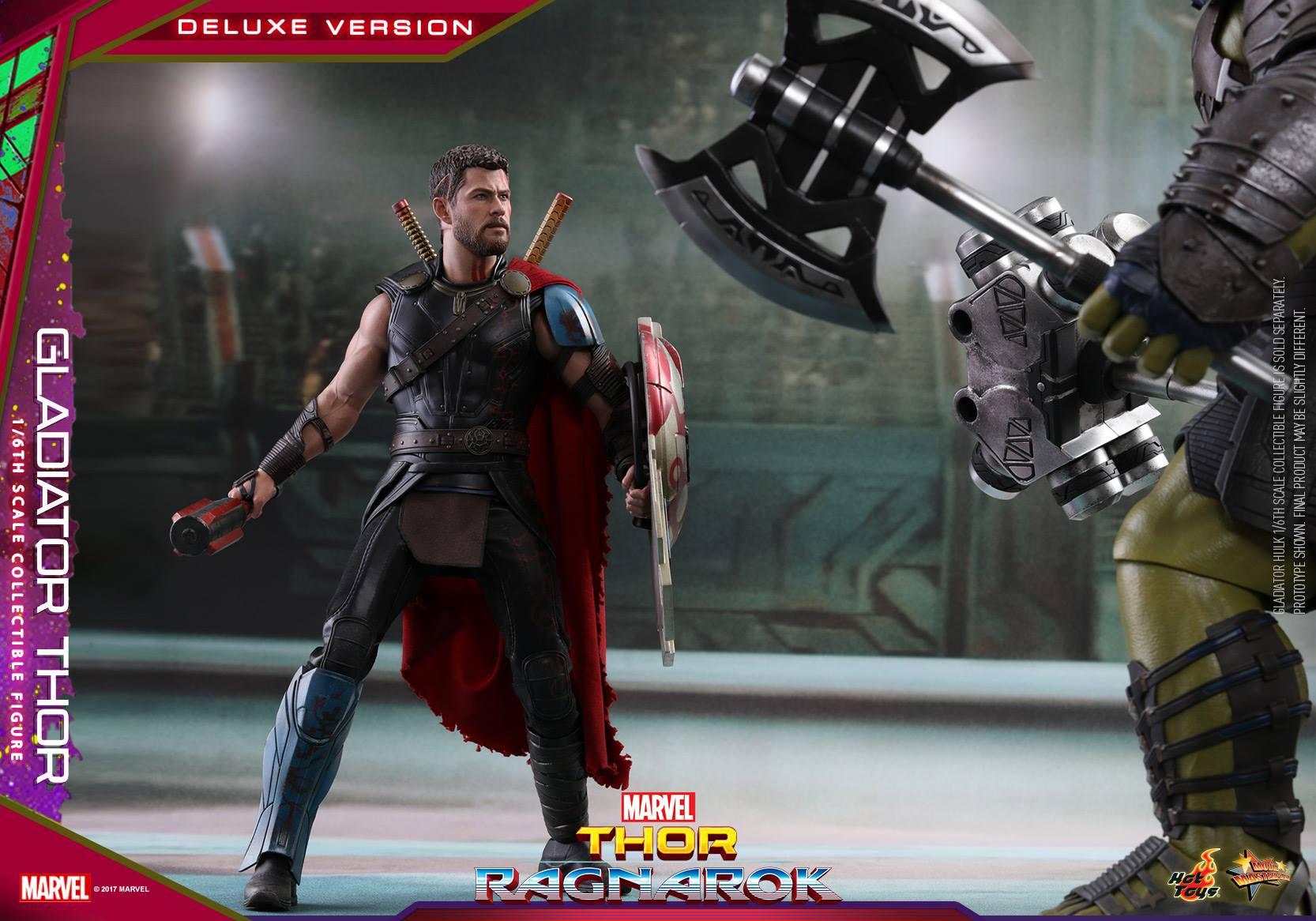 Link a Hot Toys Thor Ragnarok DeLuxe 19