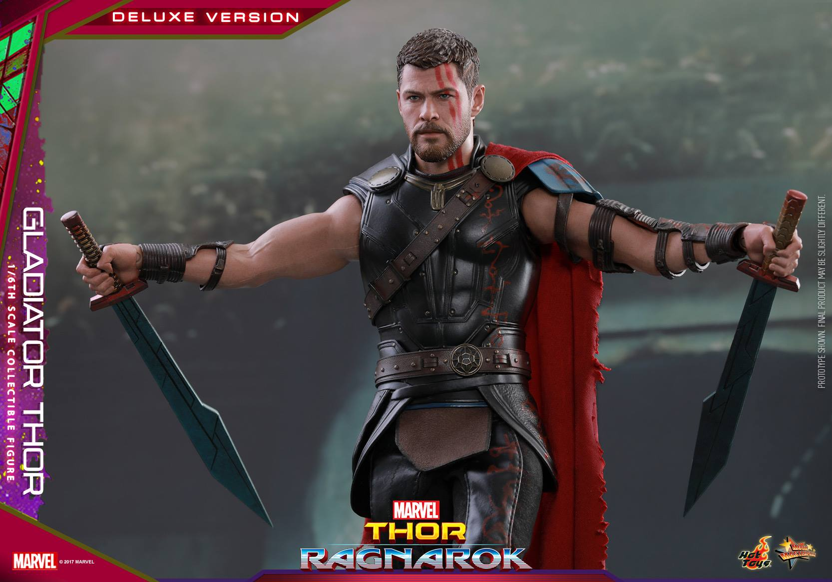 Link a Hot Toys Thor Ragnarok DeLuxe 21
