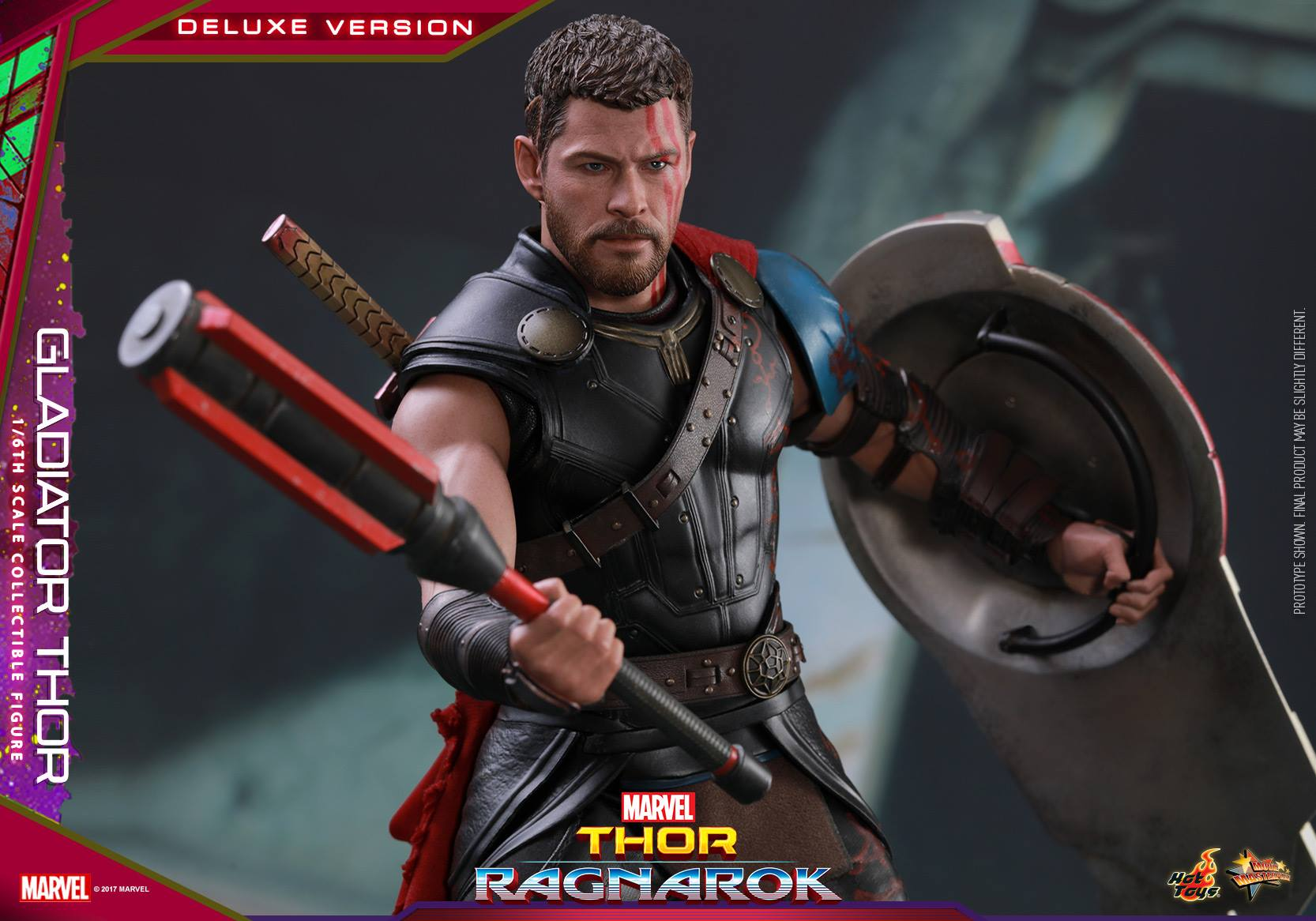 Link a Hot Toys Thor Ragnarok DeLuxe 22