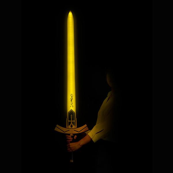 Link a excalibur – proplica – bandai – anteprima – 3
