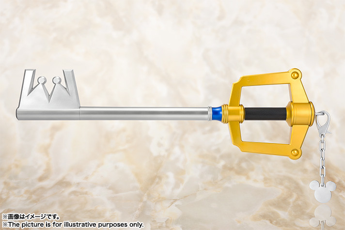 Link a keyblade- proplica- bandai – 1314
