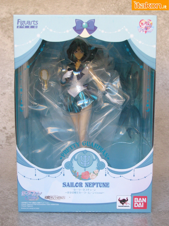 Link a 002 Sailor Neptune Figuarts ZERO Recensione