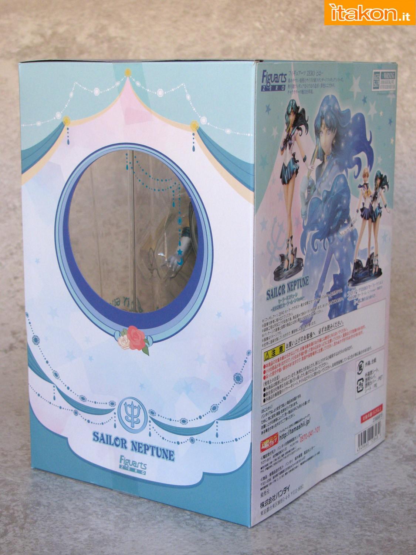 Link a 003 Sailor Neptune Figuarts ZERO Recensione