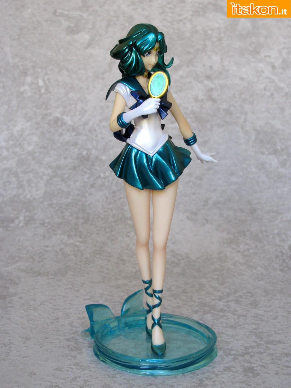 Link a 008 Sailor Neptune Figuarts ZERO Recensione