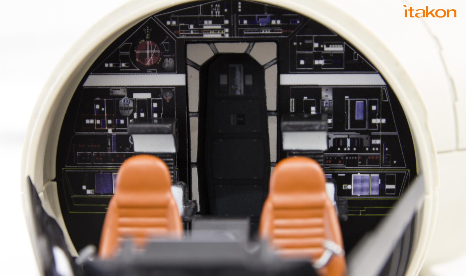 Link a De Agostini ModelSpace Millenniun Falcon Itakon Anktales-36
