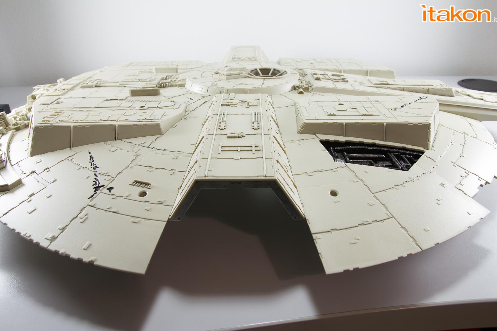 Link a Millennium Falcon DeAgostini Itakon-5